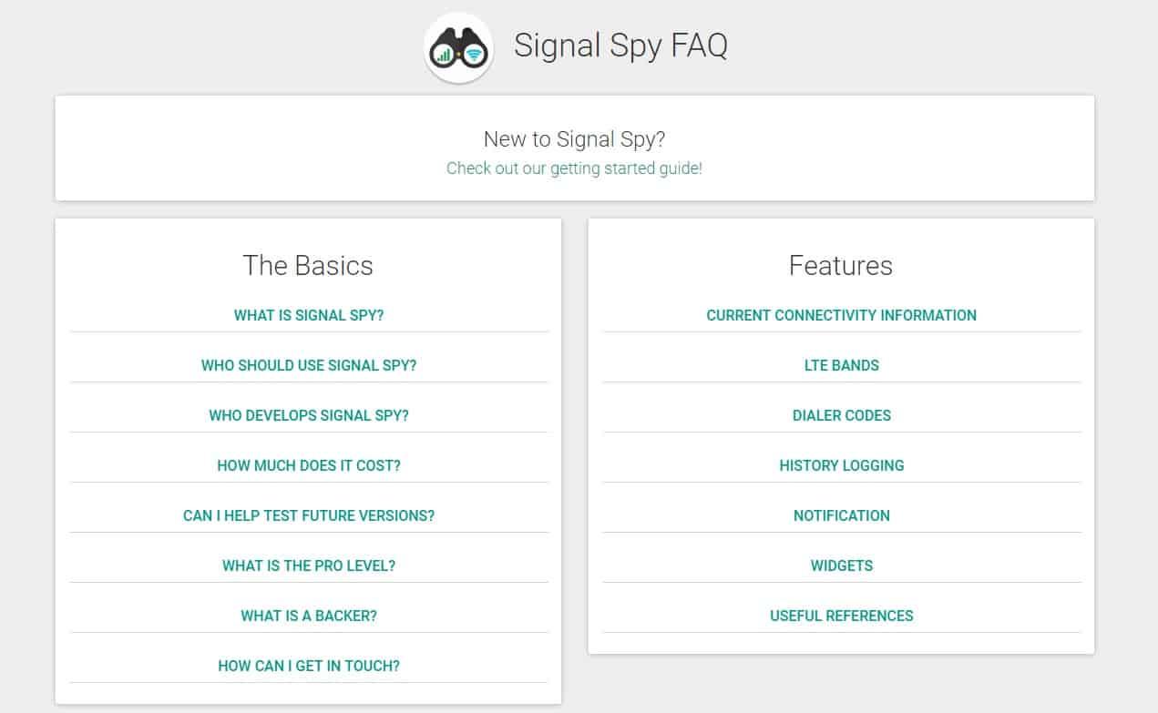 imagem 5 de Como medir a intensidade do sinal 4G-LTE no Android