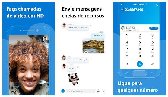 imagem 3 de Melhores aplicativos para fazer videoconferências gratuitamente