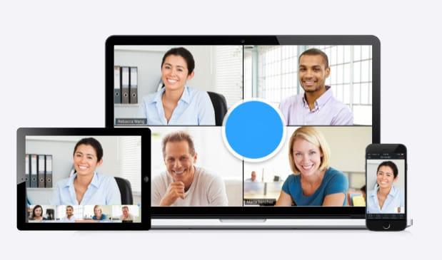 imagem 4 de Melhores aplicativos para fazer videoconferências gratuitamente