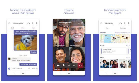imagem 5 de Melhores aplicativos para fazer videoconferências gratuitamente