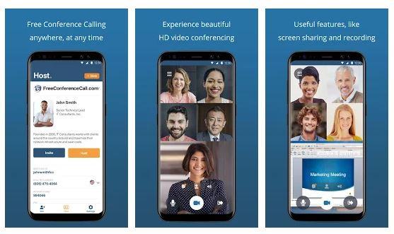 imagem 6 de Melhores aplicativos para fazer videoconferências gratuitamente