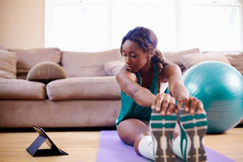 Melhores apps para praticar exercícios físicos em casa