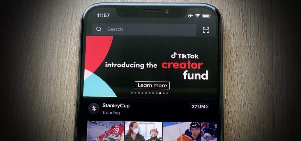 Como ativar o modo escuro do TikTok no Android