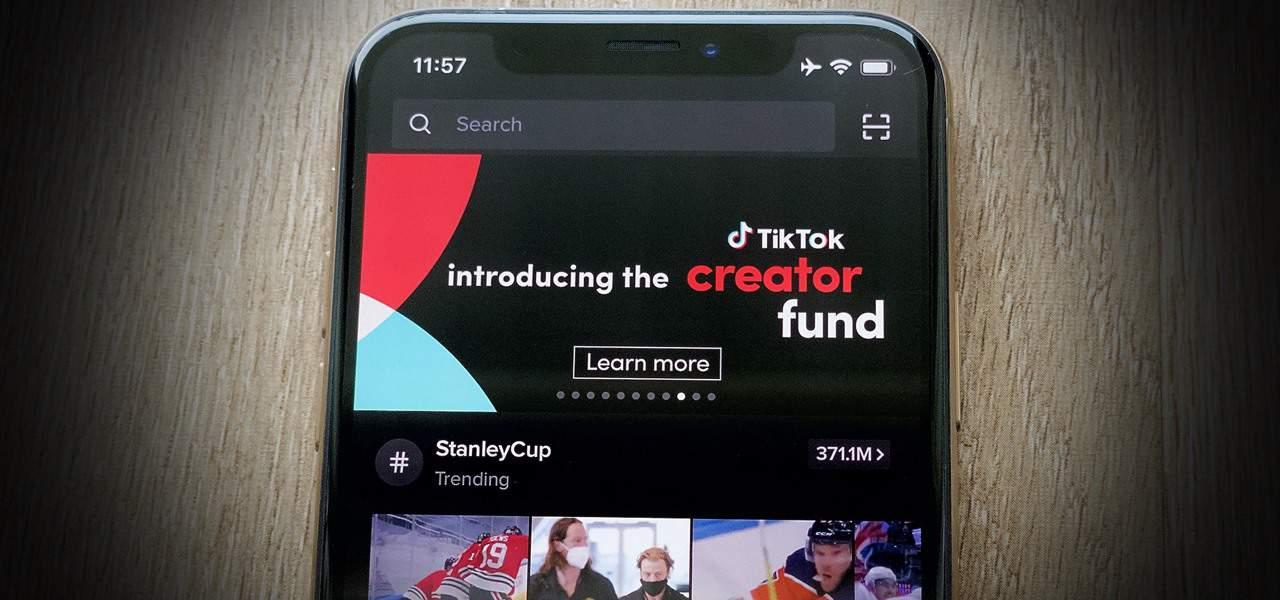 imagem 1 de Como ativar o modo escuro do TikTok no Android