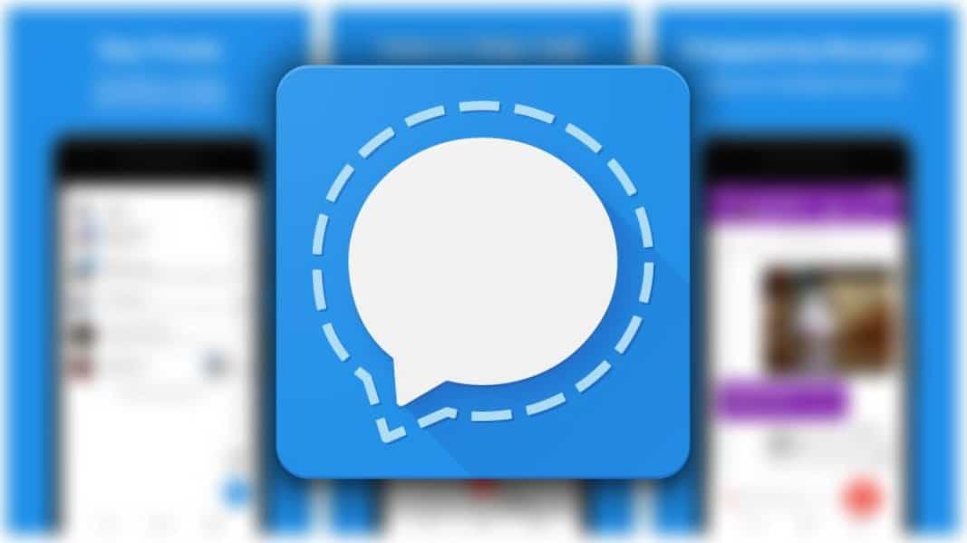 imagem 1 de Como usar o aplicativo Signal no Android