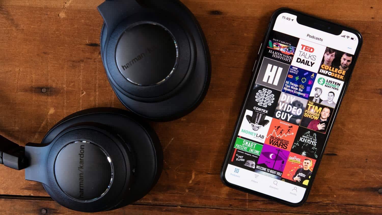 imagem 2 de 5 melhores aplicativos de podcasts para Android