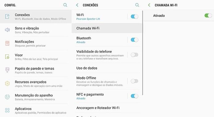 imagem 2 de Como ativar as chamadas Wi-Fi no Android