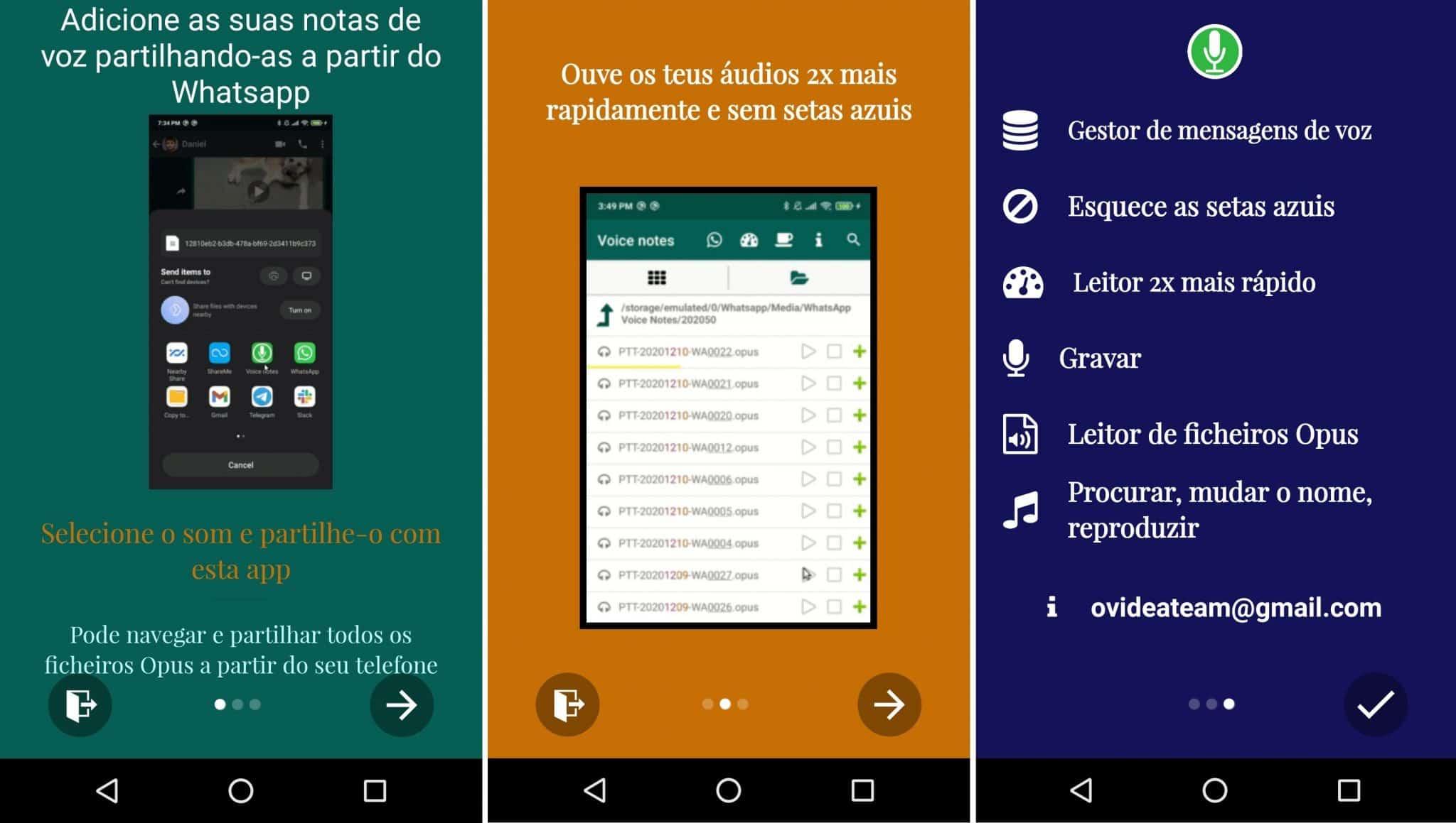 imagem 9 de Como modificar sua voz nos áudios do WhatsApp