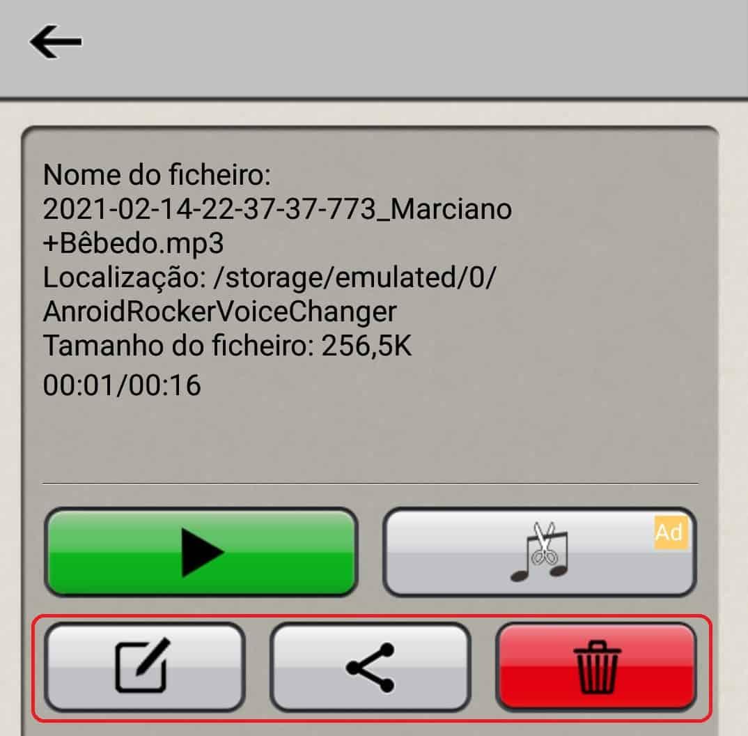 imagem 4 de Como modificar sua voz nos áudios do WhatsApp