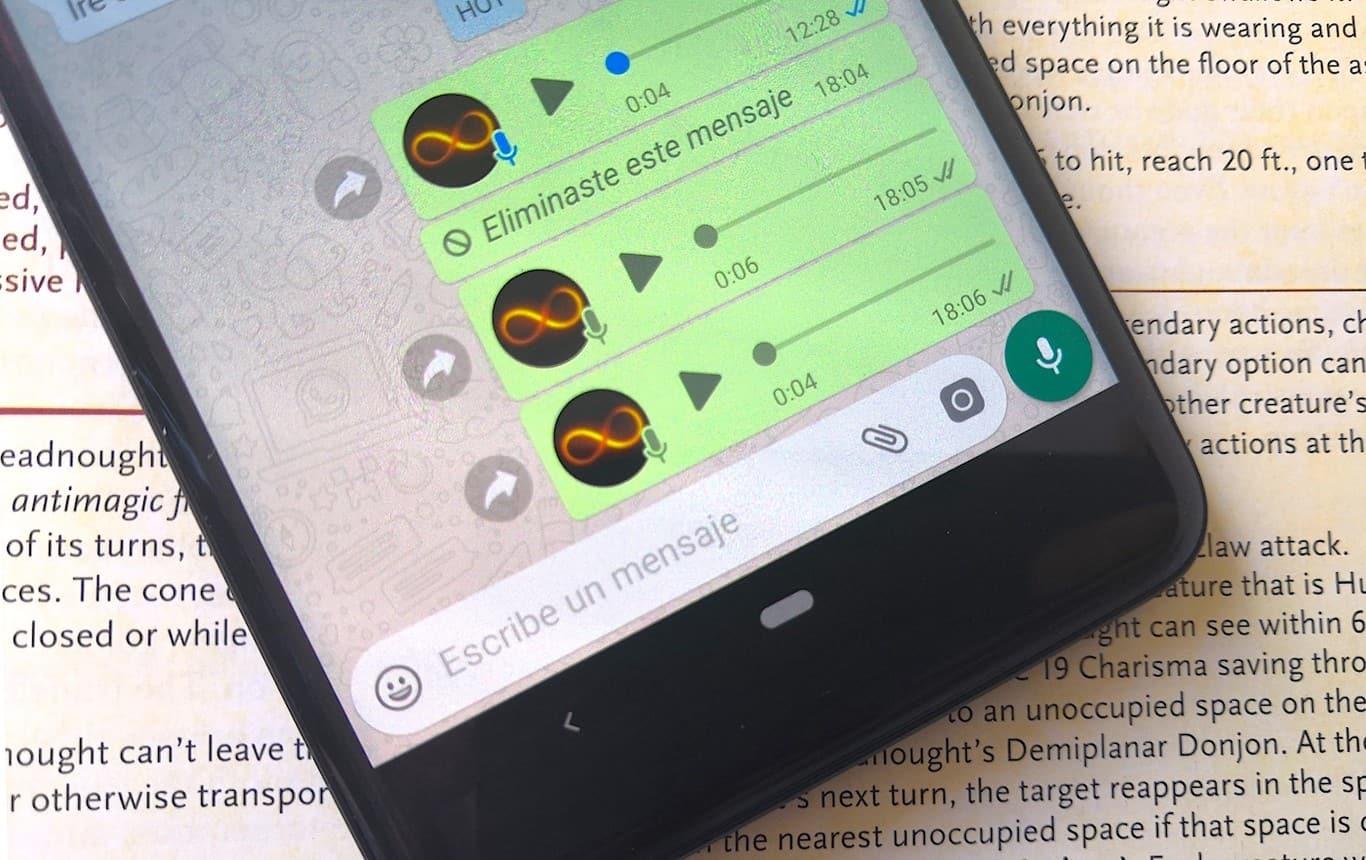 imagem 1 de Como modificar sua voz nos áudios do WhatsApp