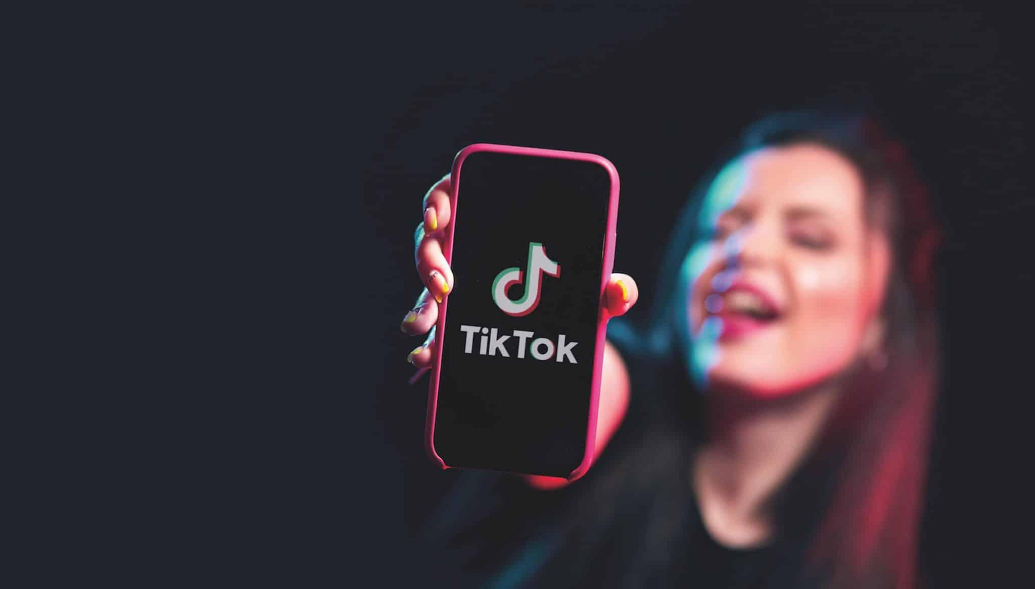 imagem 1 de Como mudar a velocidade de gravação de vídeos no TikTok