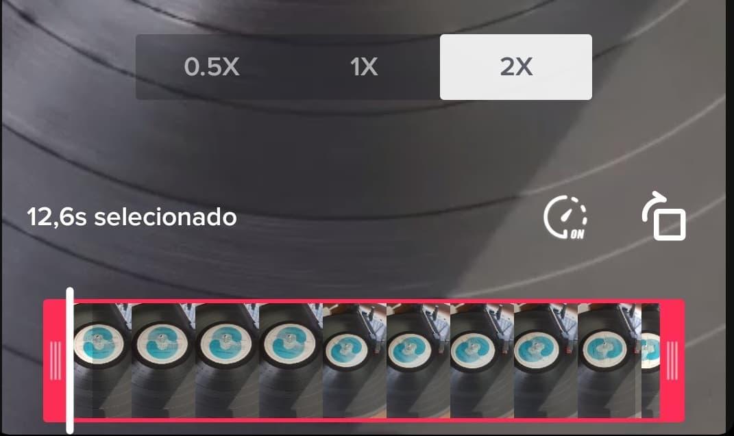 imagem 9 de Como mudar a velocidade de gravação de vídeos no TikTok