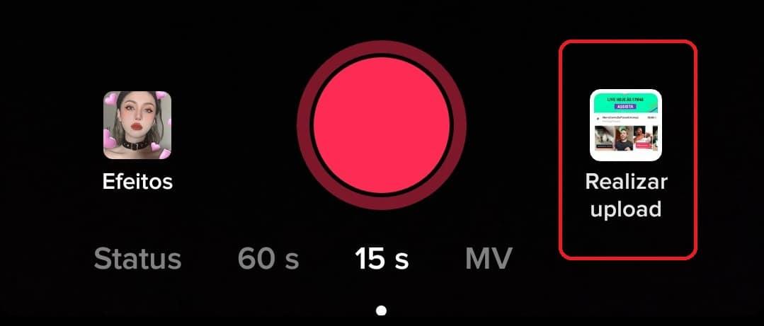 imagem 7 de Como mudar a velocidade de gravação de vídeos no TikTok