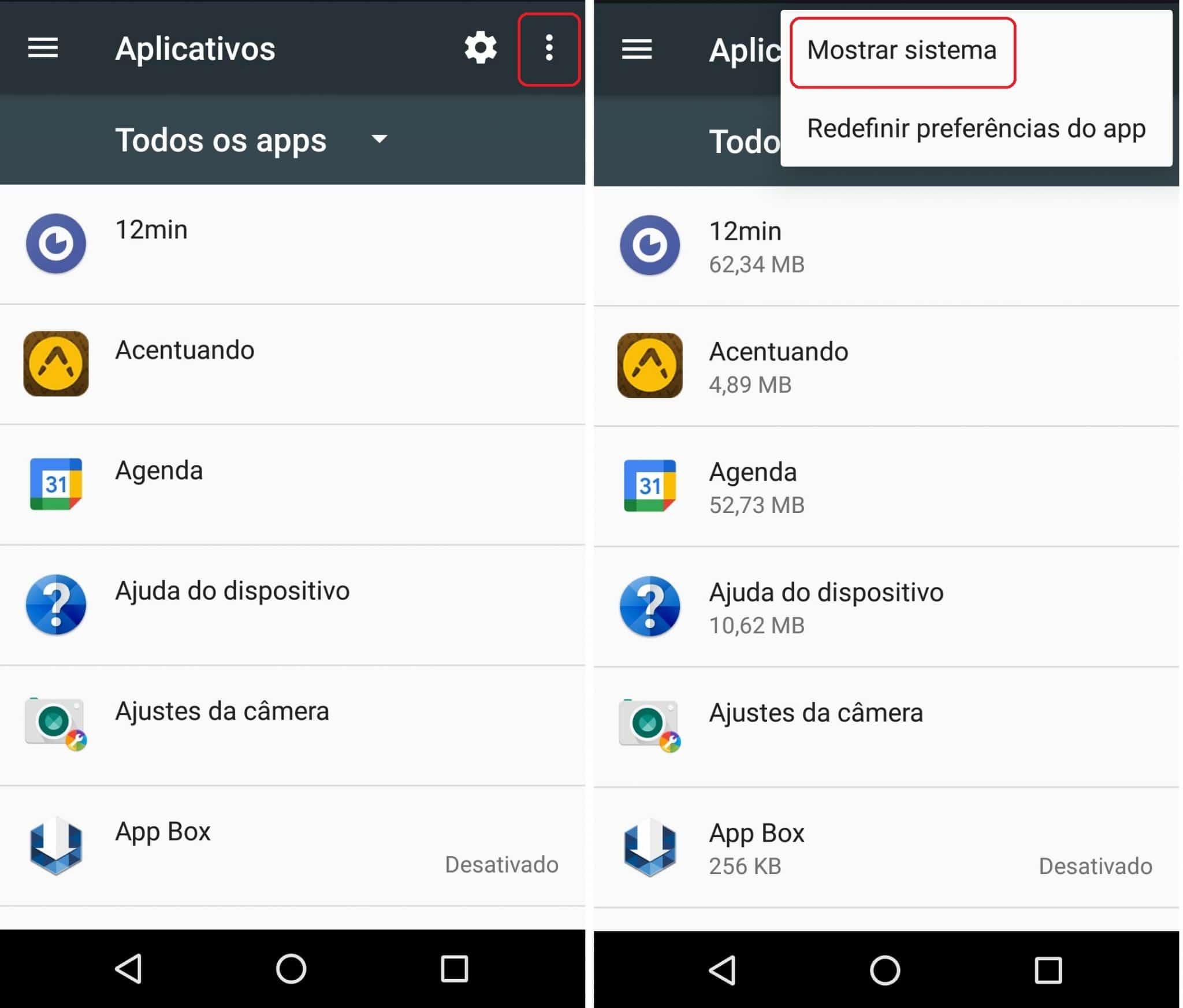 imagem 3 de Como encontrar aplicativos ocultos no Android