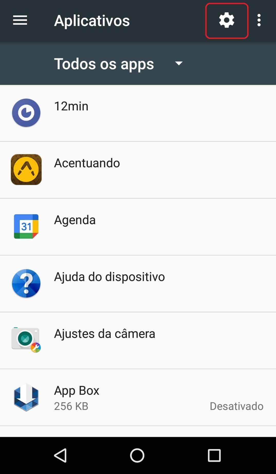 imagem 4 de Como configurar o aplicativo de SMS padrão do Android