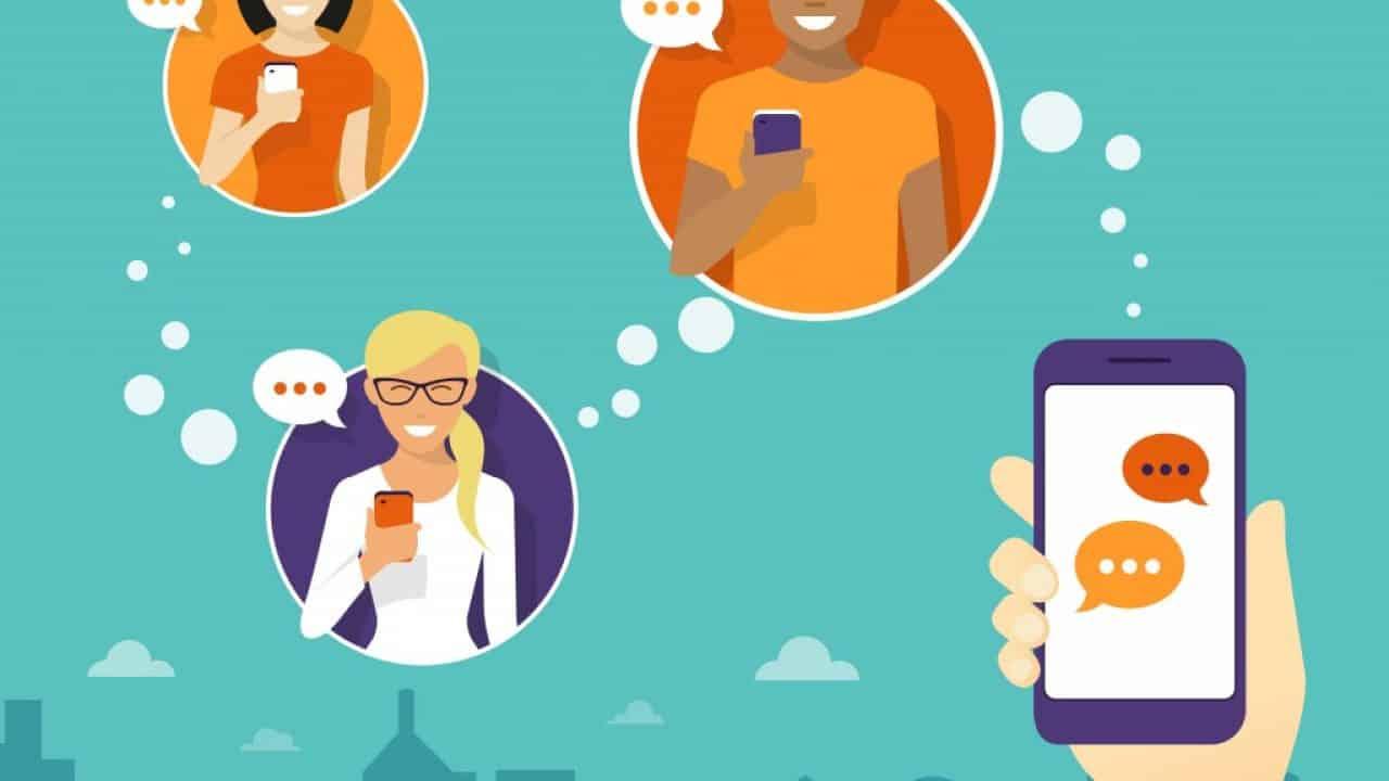 imagem 1 de Melhores aplicativos gratuitos para bater papo e fazer amigos