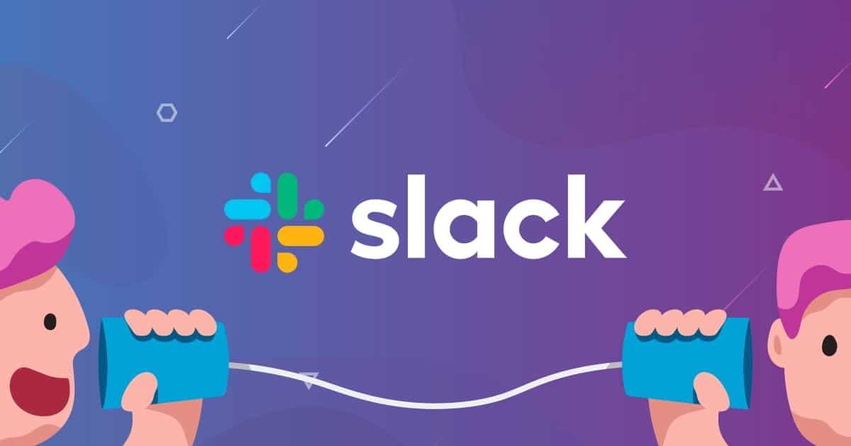 imagem 1 de O que é Slack e como usá-lo no Android