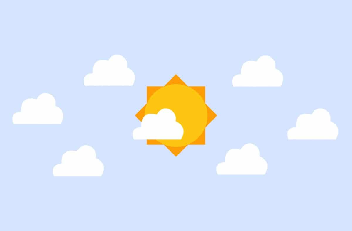 imagem 1 de Melhores apps e widgets de previsão do tempo para baixar no Android