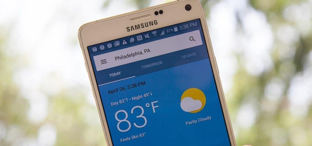 Como colocar widgets personalizados na tela inicial do Android