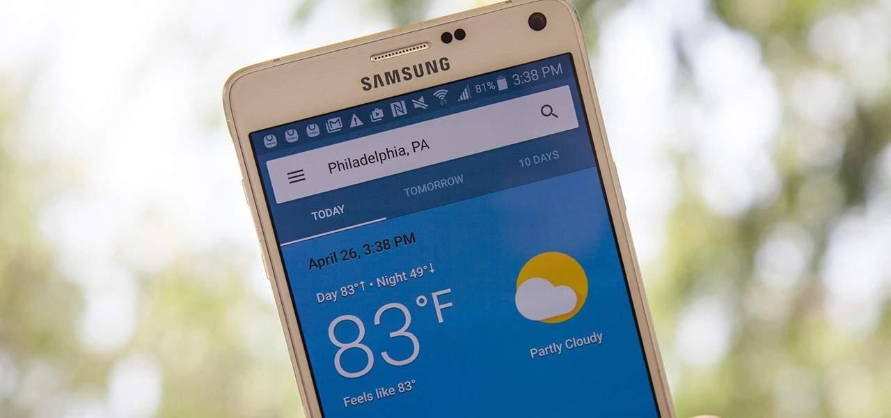 imagem 1 de Como colocar widgets personalizados na tela inicial do Android