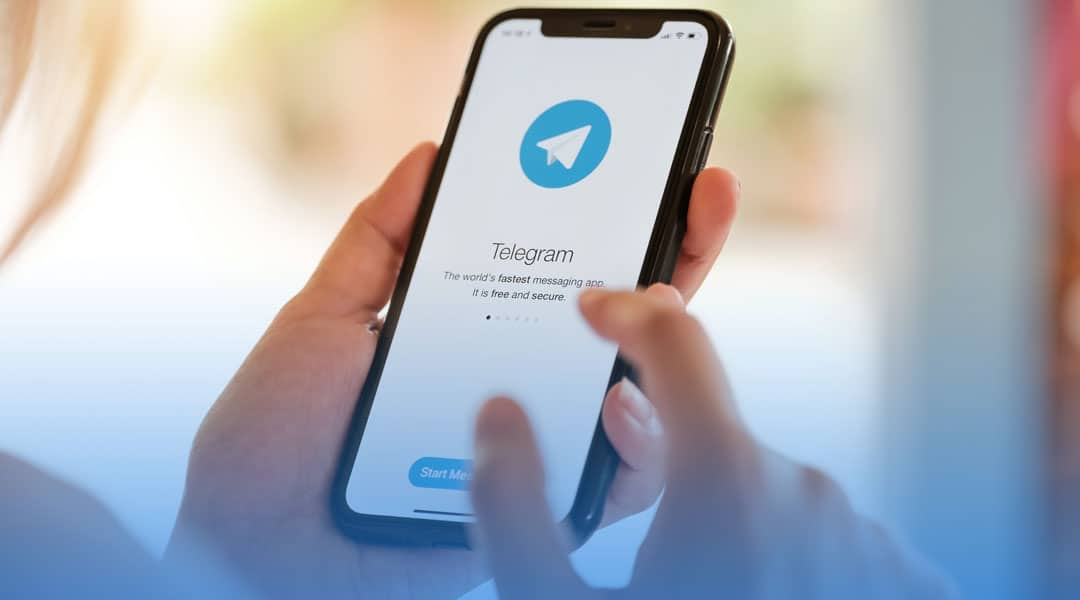 imagem 1 de Como ocultar o número de telefone no Telegram