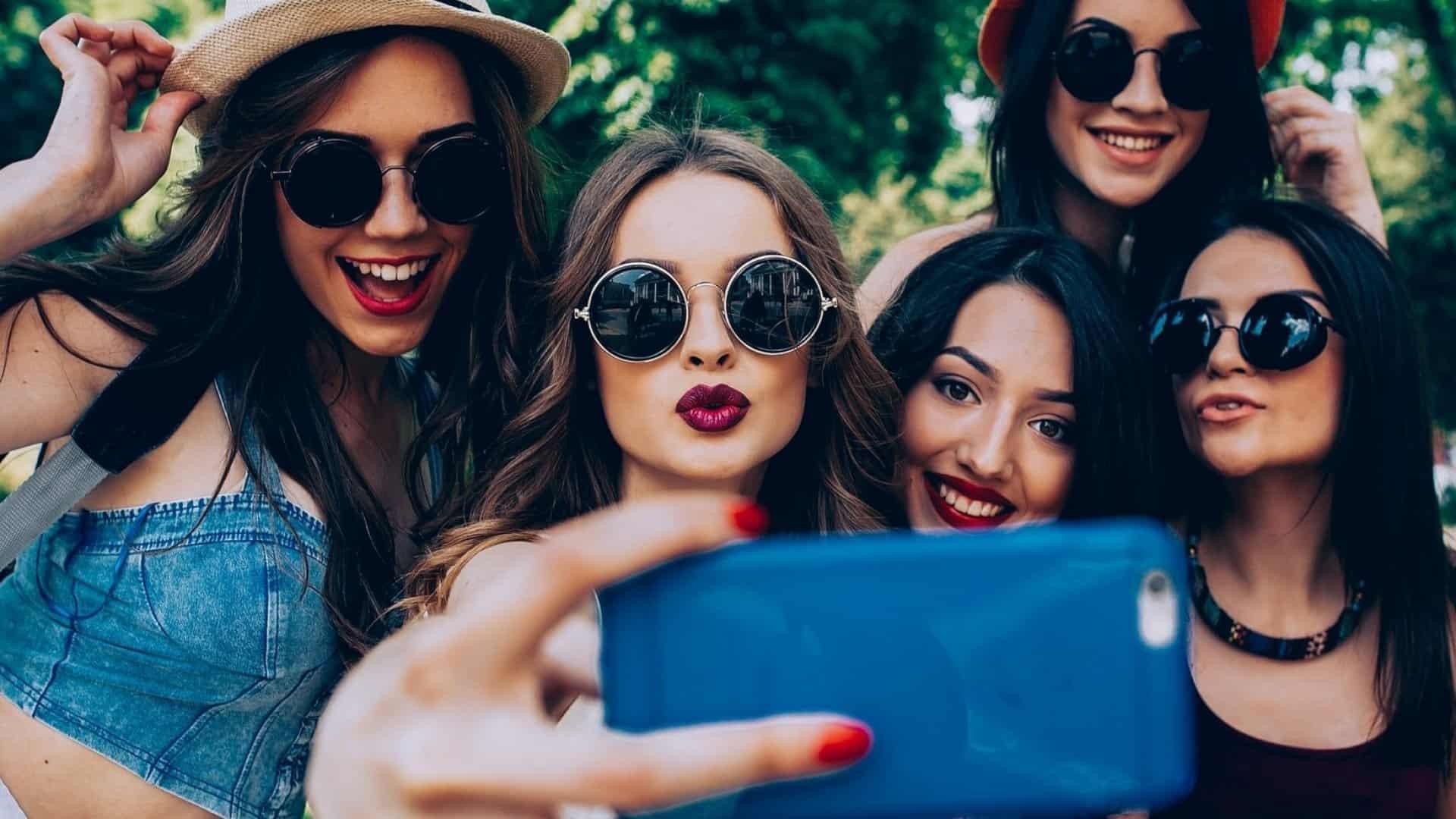 imagem 1 de Melhores apps para tirar selfies no Android