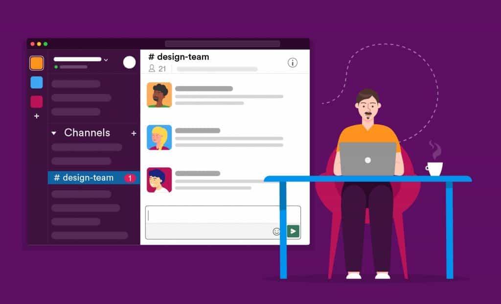 Alternativas ao Slack: opções gratuitas para manter a comunicação em equipe