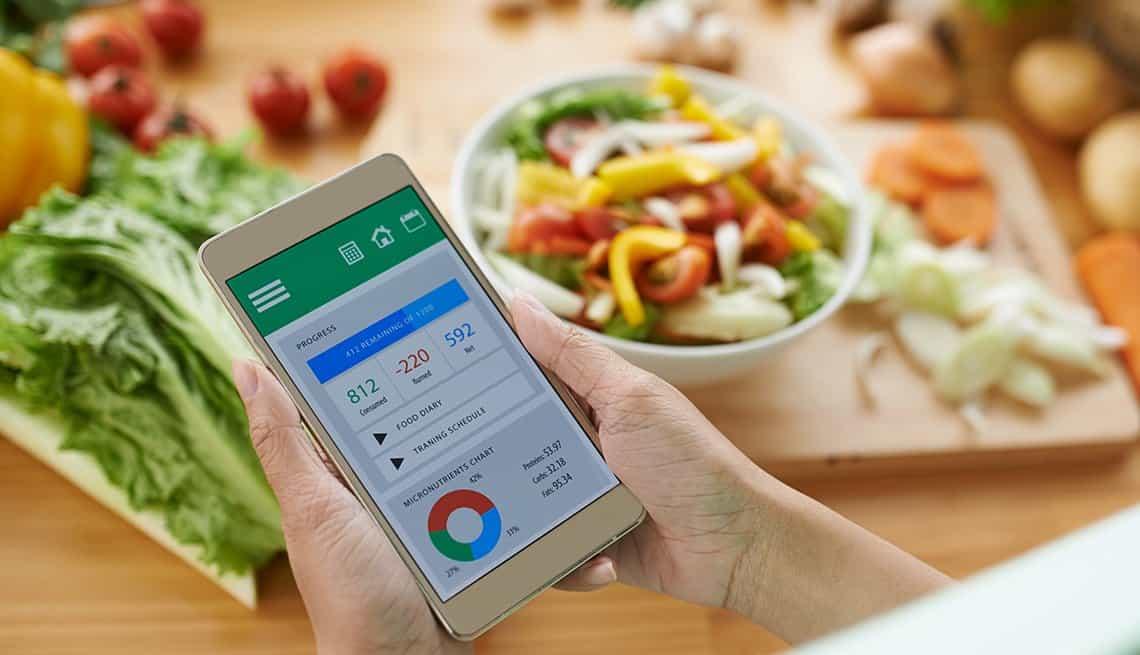 imagem 1 de Perder peso alcance seu objetivo com a ajuda dos melhores apps