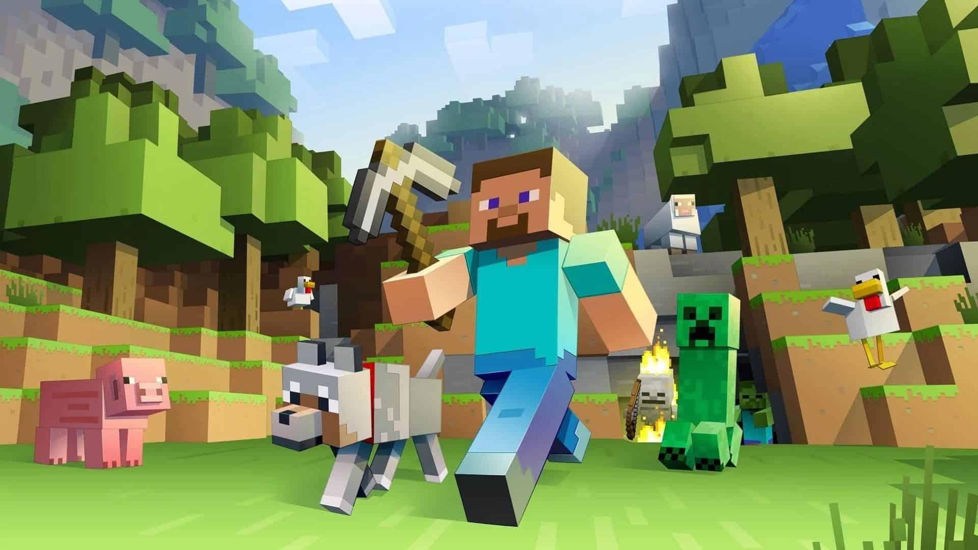 imagem 1 de Melhores apps para baixar, editar ou criar skins de Minecraft