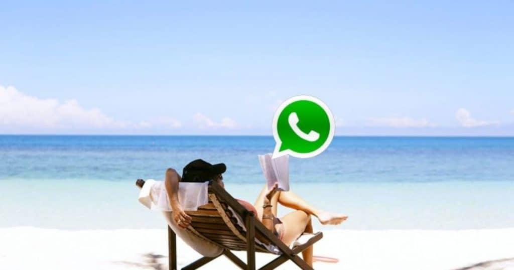"""Como ativar e usar o """"modo férias"""" do WhatsApp"""