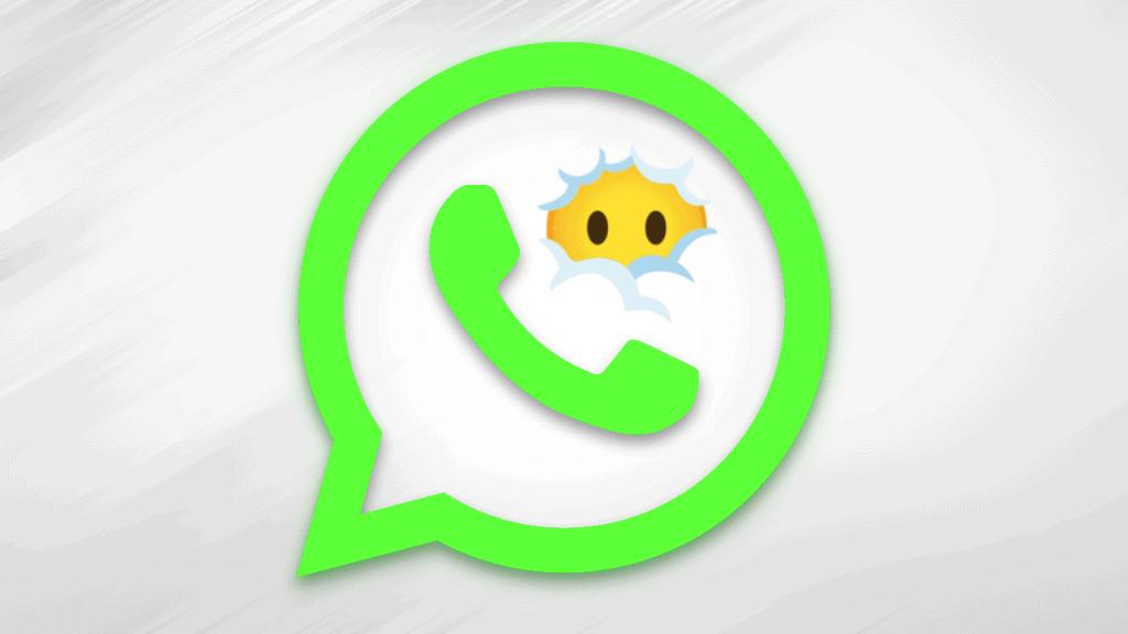 Como reagir às mensagens do WhatsApp com emojis