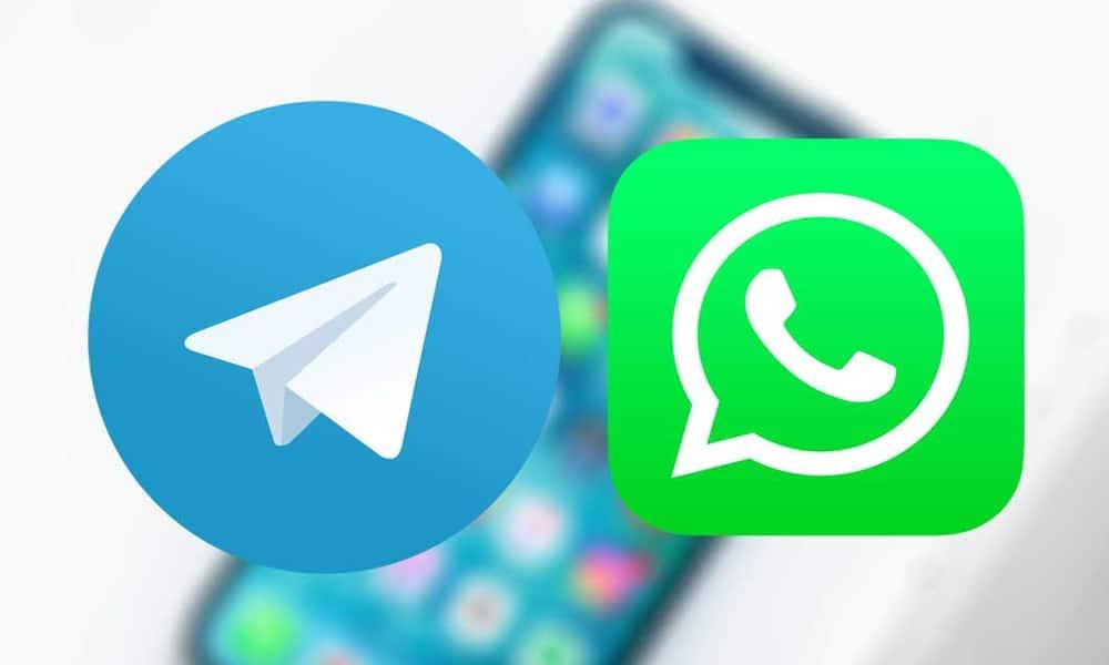 10 funções do Telegram que o WhatsApp não tem
