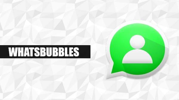 Image 2 WhatsApp 팁: WhatsApp의 채팅 버블과 같이 메신저를 추가하는 방법