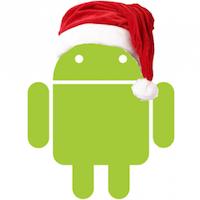 크리스마스 기념: 안드로이드에서 인기 5위를 차지한 테마, 앱, 벨소리