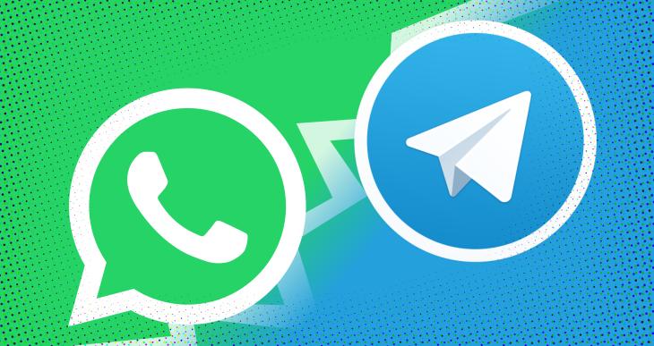 image of 안드로이드용 WhatsApp에서 텔레그램 스티커 사용하는 방법1