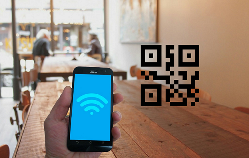 image of 안드로이드 폰에서 QR 코드로 Wi-Fi 암호를 쉽게 공유하세요1
