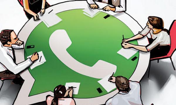 image of Whatsapp 그룹 대화방에서 메시지를 비공개로 회신하는 방법1