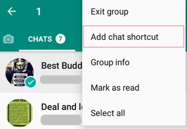 image-of-how-to-pin-whatsapp-chat-shortkey-android