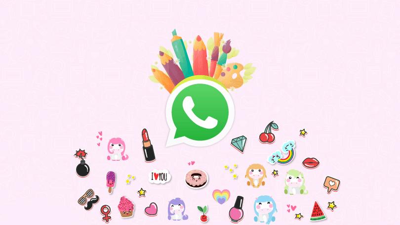 왓츠앱 스티커를 만드는 2020년 최고의 안드로이드 앱 5가지