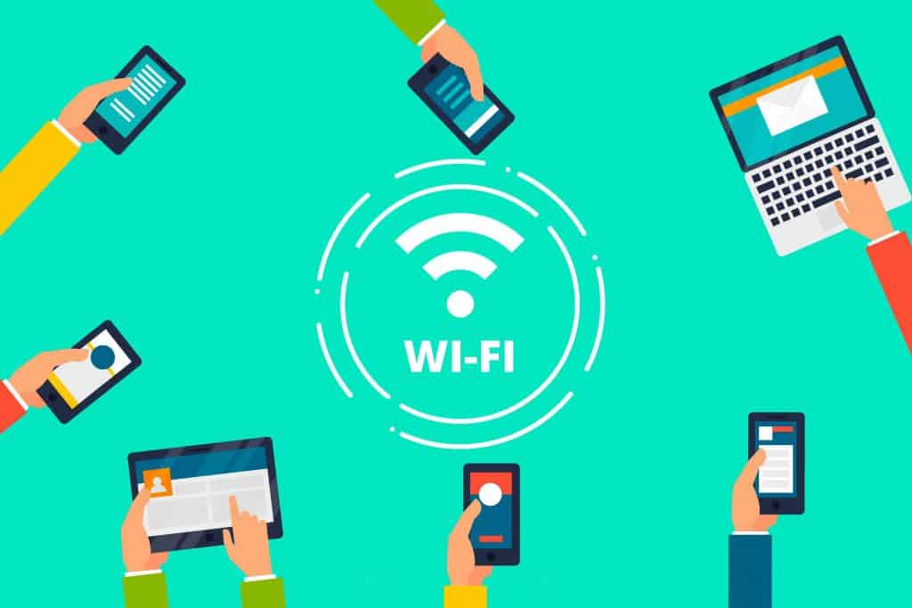 안드로이드에서 무료 와이파이를 탐색하는 앱 BEST 5!