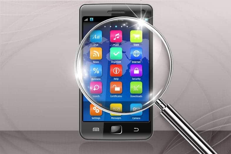 안드로이드 꿀팁: 스마트폰 기기에 설치된 숨겨진 앱 찾아내기