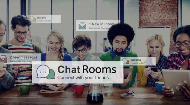 [앱 추천] 새로운 친구를 사귈 수 있는 무료 채팅 룸 앱 BEST 5
