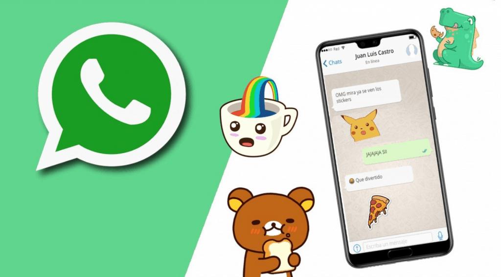 [WhatsApp 꿀팁] 소리 나는 애니메이션 스티커 만드는 방법