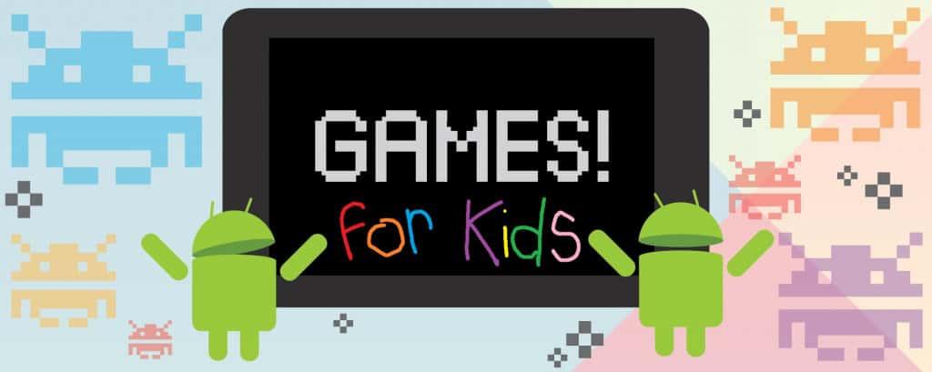 [키즈] 어린이를 위한 안드로이드 게임 BEST 5