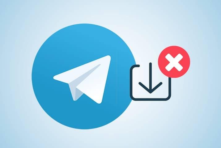 [텔레그램] 미디어 파일의 자동 다운로드 중지하기!