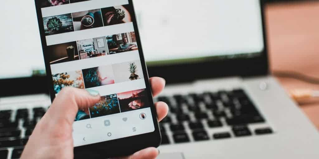 인스타그램의 모든 사진을 다운로드하고 저장하는 방법