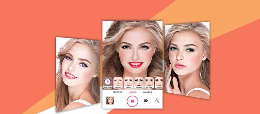 인물 사진을 한층 돋보이게 해줄 메이크업 앱 BEST 5