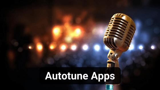 나도 가수다! 사용하기 좋은 음성 튜닝 앱 BEST 5 추천