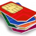 SIMカードを使う