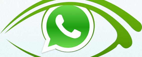 Image 1 WhatsAppに接続した時間を隠すのはどうしたらいいの